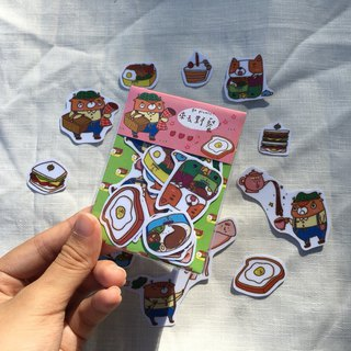 Stickers / picnic 🍱