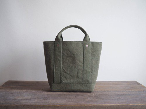 [ARMY DUCK] Shikaku Tote with lid