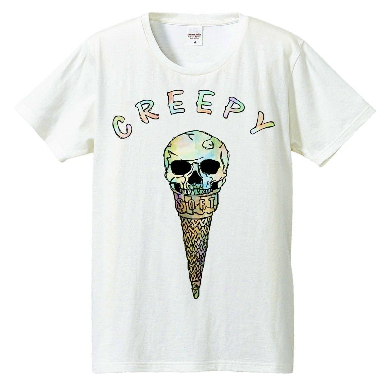 [Tシャツ] Creepy ice cream