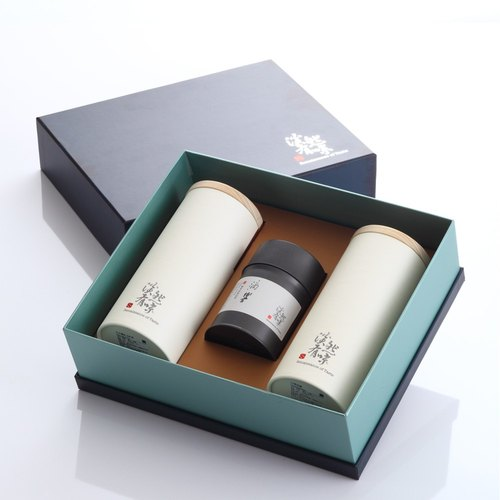 《Cui Po》tea gift box ● Renaissance of Taste
