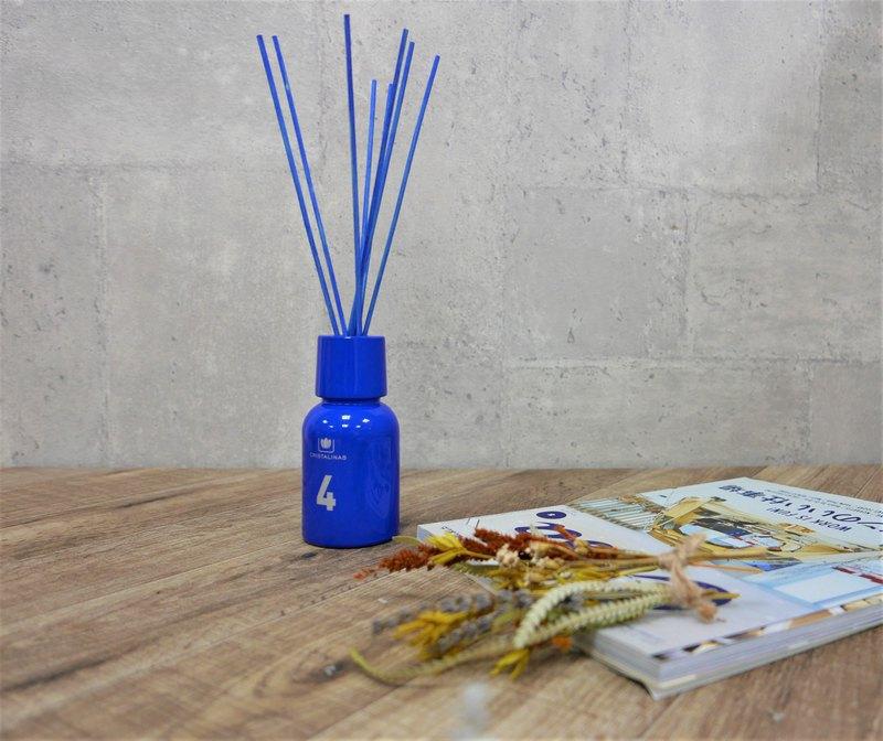 CRISTALINAS色彩療法 複方香氛 (125ML)- 海洋藍/清新海洋香調