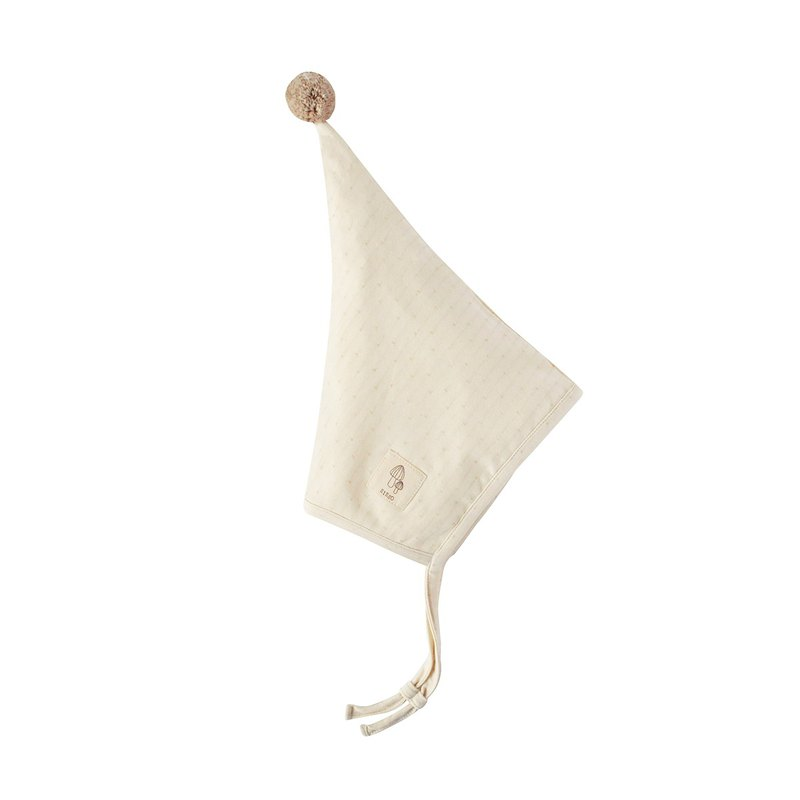 SISSO organic cotton baby elves hat