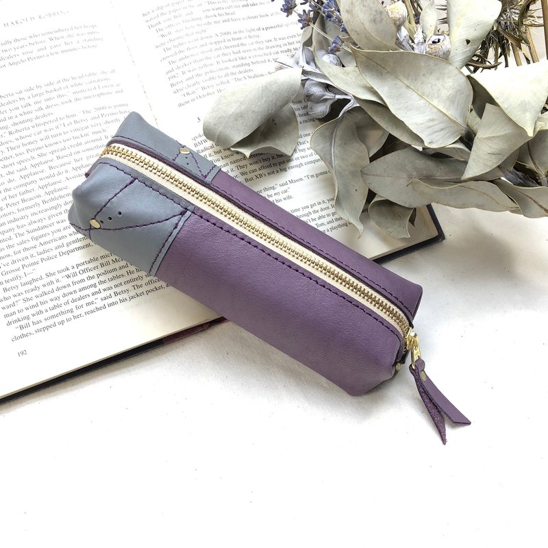 Simple Pencil Case - Cosmetic Bag / Small Bag