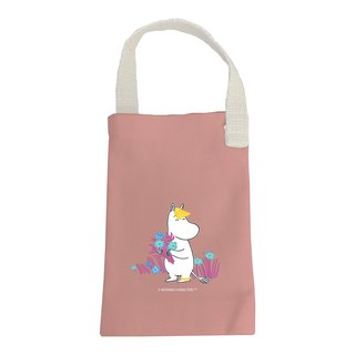 Moomin glutinous rice authorized - kettle bag (powder), AE05