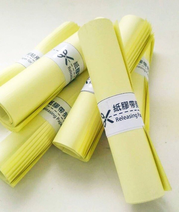 【Extra Large】 Release paper for paper tape (L30cm × W27cm × 10 sheets) Special regulations Release a very small amount