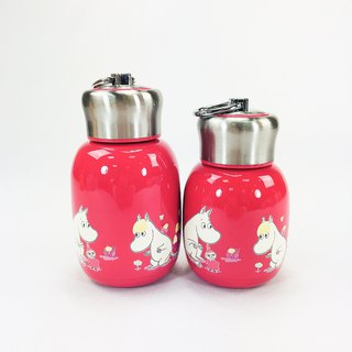 Moomin 噜噜米Licensing - Fashion Modeling Mini Thermos (Rose)