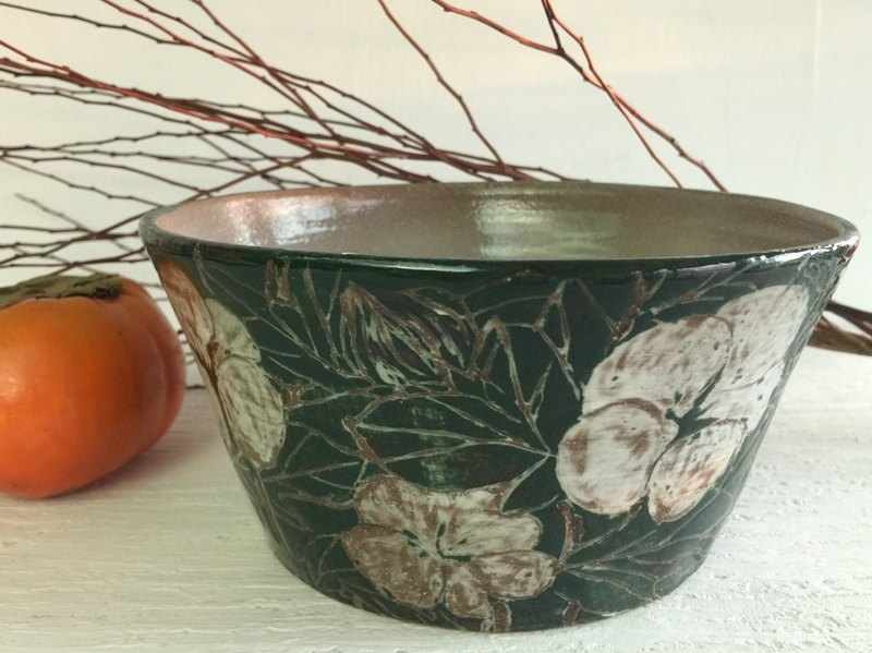 Take off the Baiyun pottery bowl for you_ceramic bowl