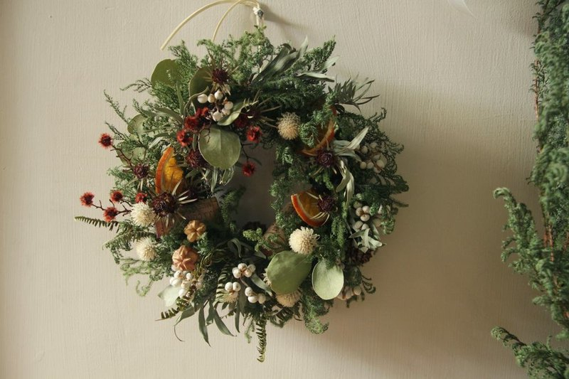 Christmas Wreath Christmas Gift Exchange Gift