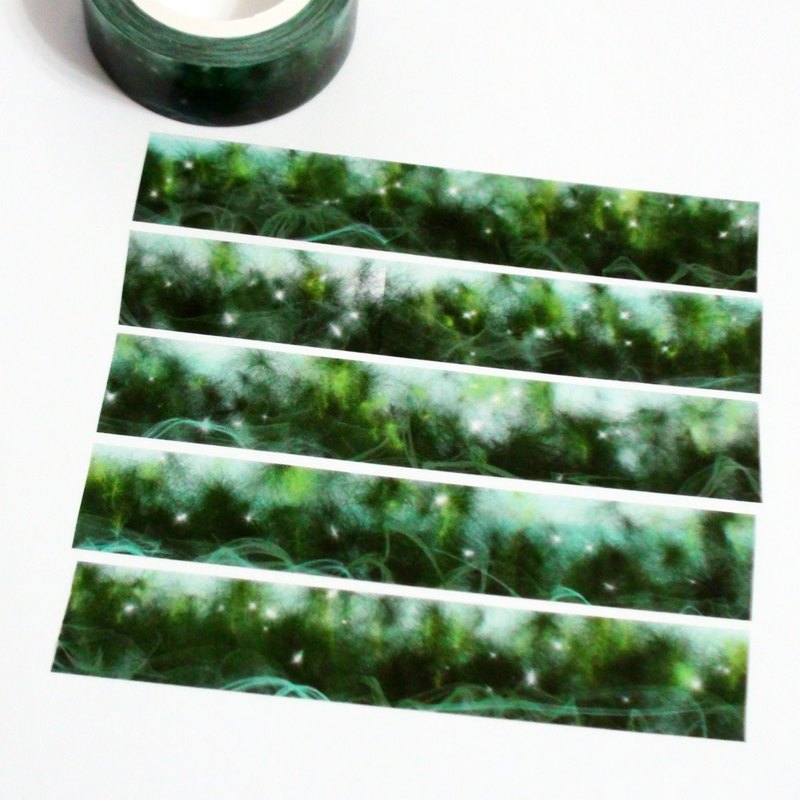 Masking Tape Misty Pinewood