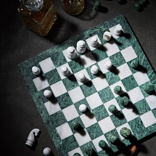 Marble chess (MIT Hualien) Collection / gifts / personal use