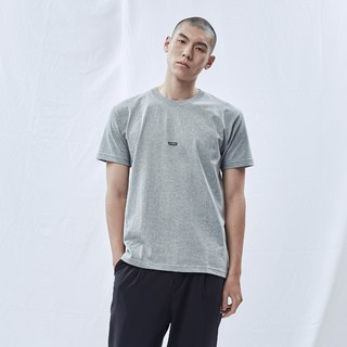 DYCTEAM Basic Series | Heavy Box Logo Tee (GY)