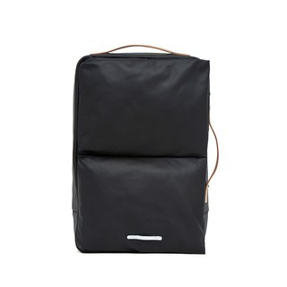RAWROW-Urban Series -15 Square Backpack - Ink Black - RBP171BK