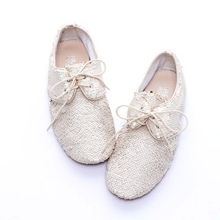 [BREAKING BOUNDARIES] Variety personality magic puppet shoes - elegant apricot -20170304