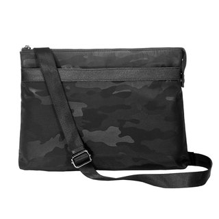 Amore City Camo Hand Bag Black