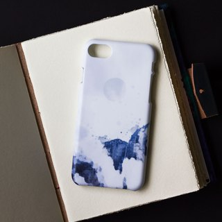 Moon ink. Matte Case (iPhone, HTC, Samsung, Sony)