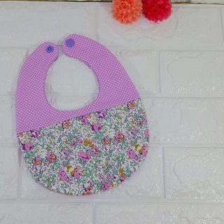 Is the flower flower bib (lavender)