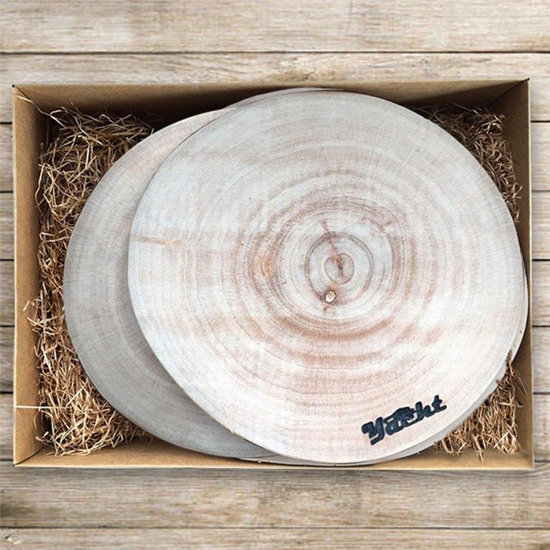 樟木鍋墊禮盒(3件裝)