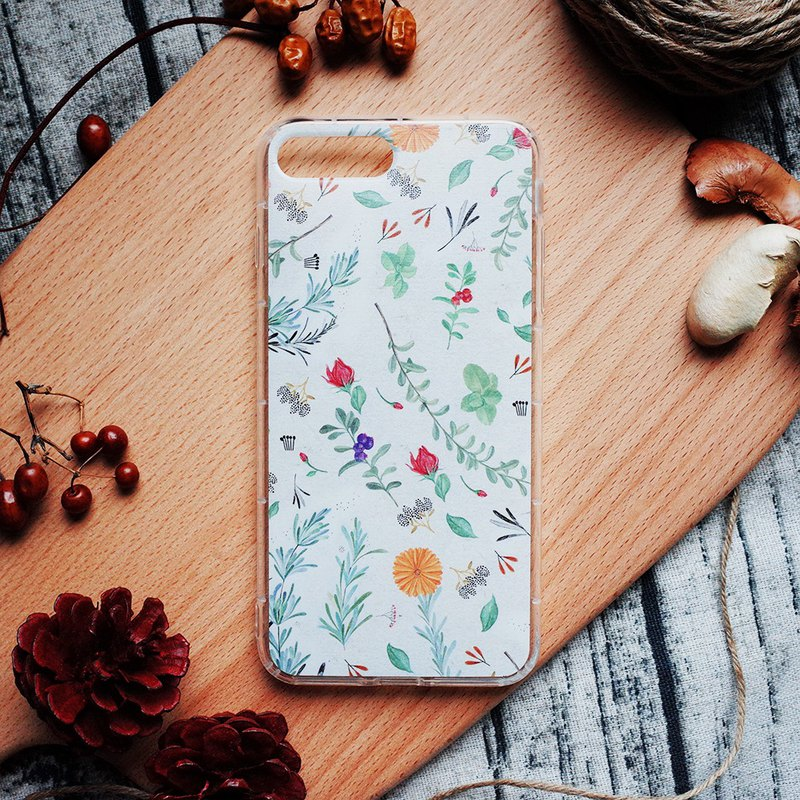 [Spring revival] vanilla day and mobile phone case