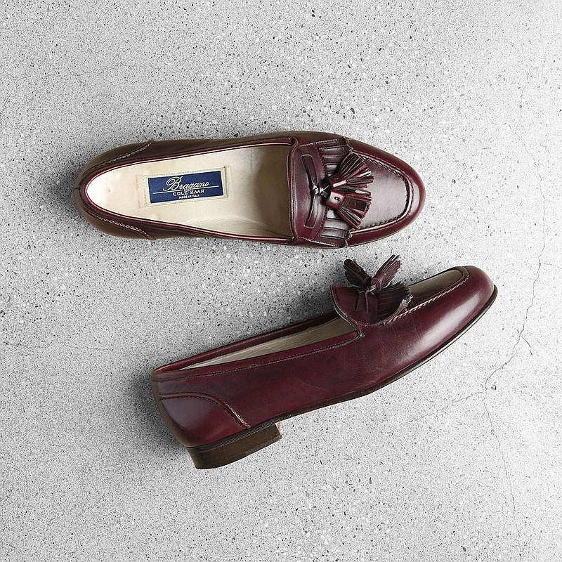 COLE HAAN Tassel Loafer