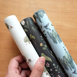 Reusable Wrapping papers (Collection 3) : Set of 3