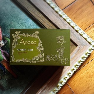 Arezo Green Tea (SGS European Standard) 20 teabags