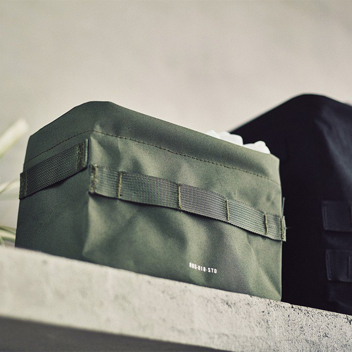 Molle- Stationery Storage Bag (Green)