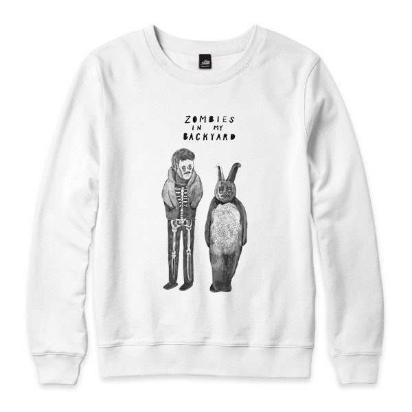 Donnie & Frank - White - Neutral Edition T