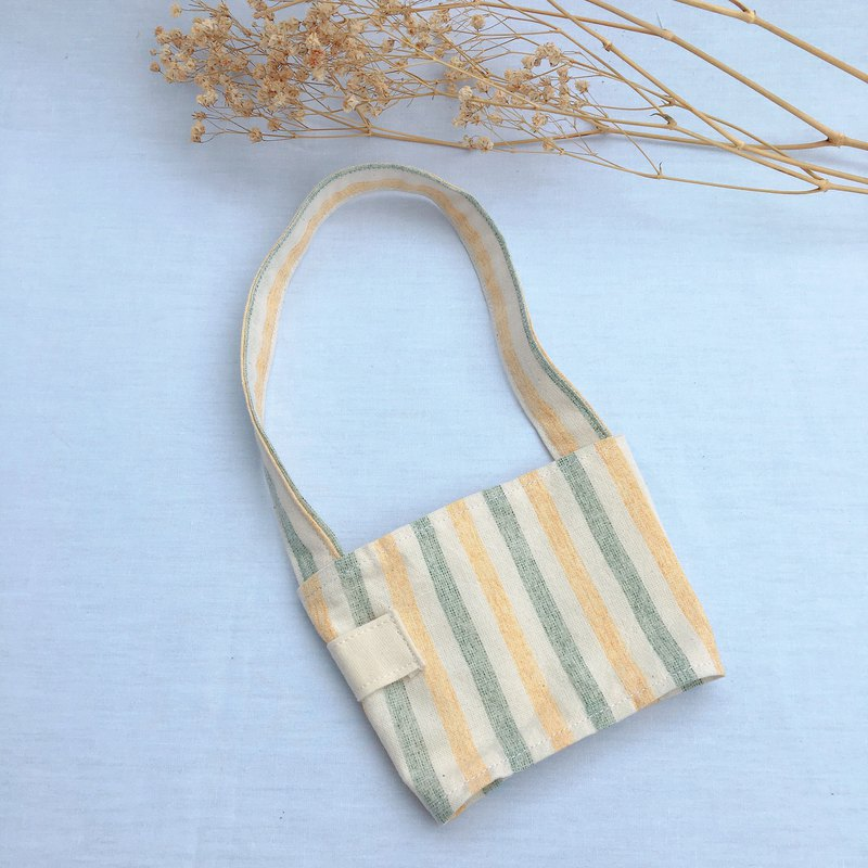 Stripe Color - Eco Drink Bag | Hai Bai Handmade