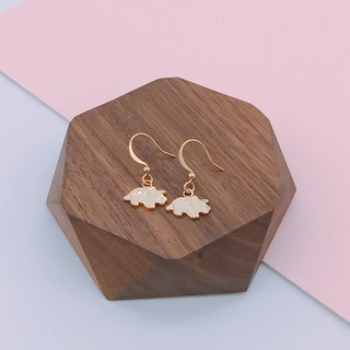 Mini 侏㑩 | | Little Dinosaur Hook Drop Earrings