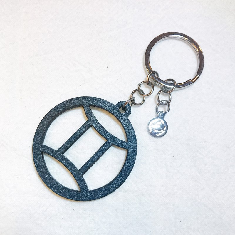 Goody Bag - [La Fede] leather key ring optional two