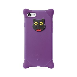 Bone / iPhone 8 / 7 Bubble Protector - Cat