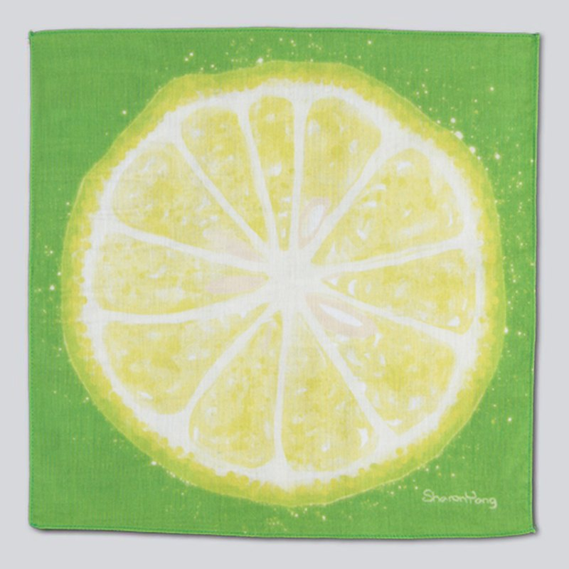 Lemon Good Lemon – Hand Towel