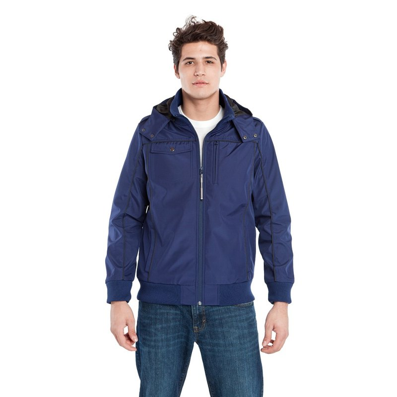BAUBAX BOMBER multifunction flight jacket (M) - Blue