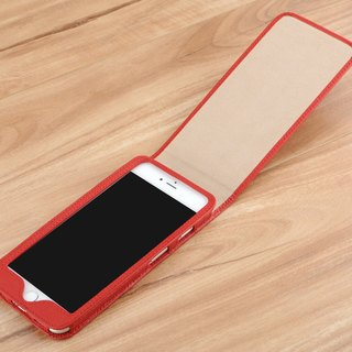 STORYLEATHER made (APPLE iPhone series) Style U1 PDA cover a custom leather case