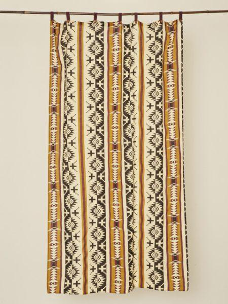 Navajo Pattern Curtain