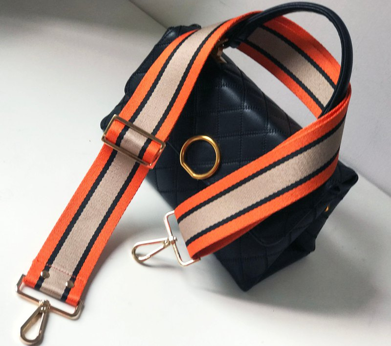 2 inch handmade wide version straps cotton woven strap backpack straps can be adjusted and replaced