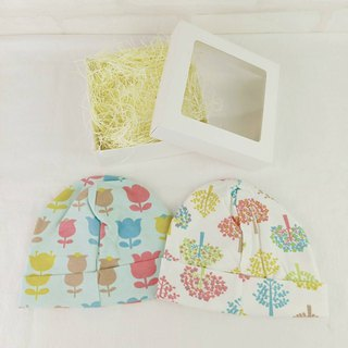 Flower Hat Selection Ma Bao Gift Box