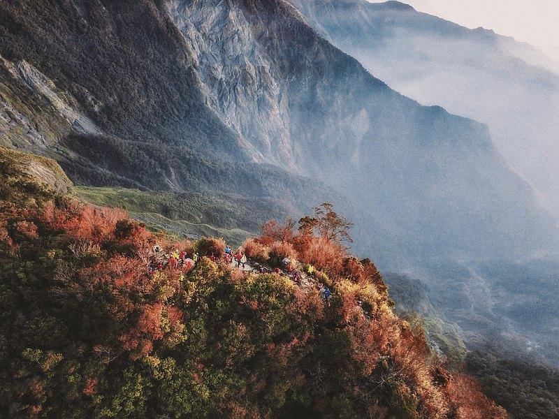 【初階】南臺灣屏障・北大武山・三天兩夜・免揹公裝公糧睡袋