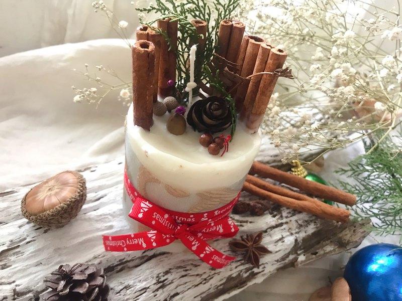 The Cinnamon Peeler肉桂舞孃-香藥草精油大豆蠟燭