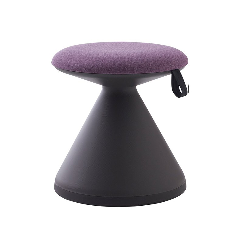 [iloom Yilun] Fungus Designer Series Lightweight Mushroom Chair (Roland Purple)