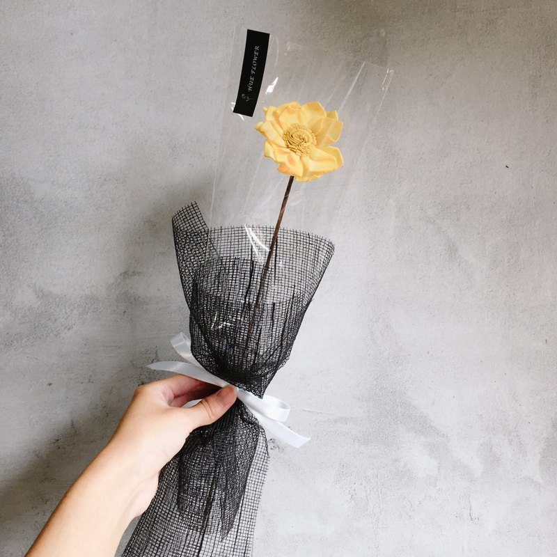 Small Graduation Bouquet [Bloom] - Small Bouquet / Dry Flower