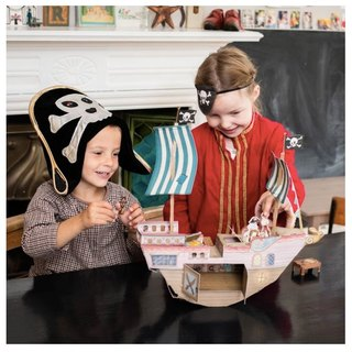 Belle & Boo Pirate Ship