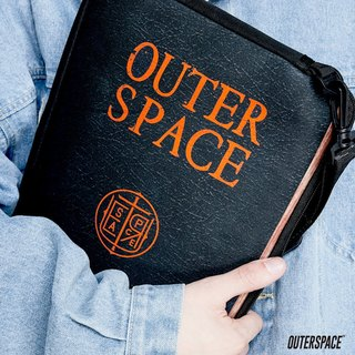 OUTER SPACE Bible notebook package (13/15 inches)
