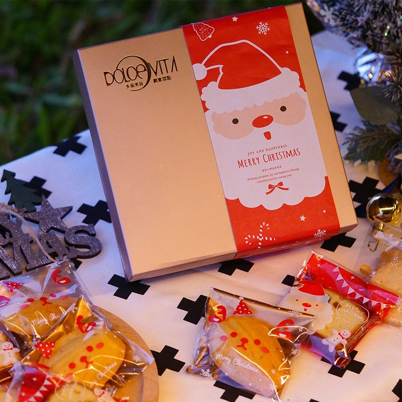 Comes with Christmas packaging | Domira | Christmas | Exchange gift room temperature snack gift box