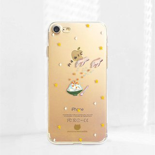 Stars clear phone case iPhone 8plus Case 6plus case ASUS zenfone case iphone x
