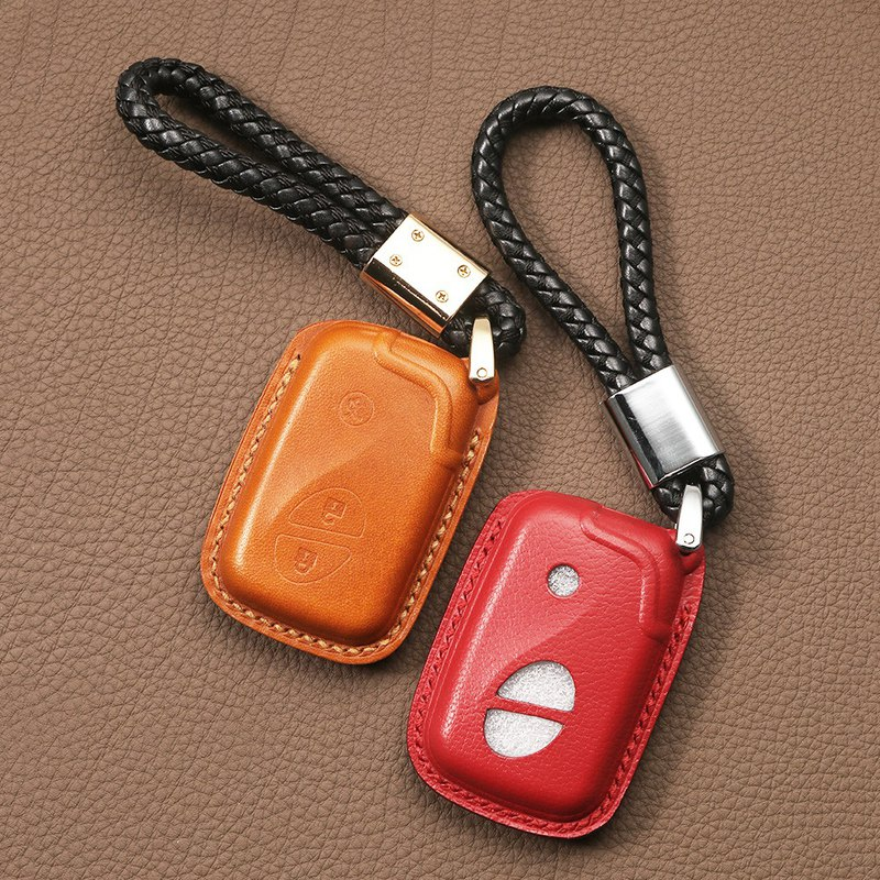 [Mad Carpenter] hand-customized For Lexus Lexus car key holster ES / RX / GS birthday gift