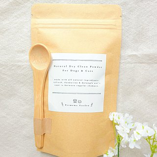 <香港 直 送> 100% Natural Dry Clean Powder for Dogs & Cats