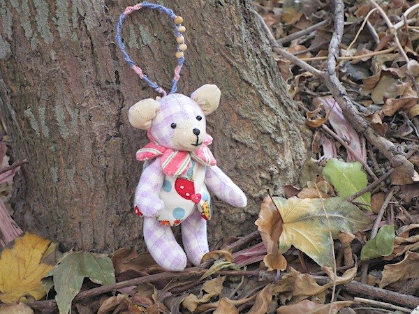 wonderland22 flowers Bear | teddy bear