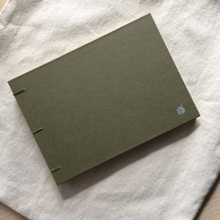 Portable watercolor sketchbook | 190 pounds 32 open waterford | Turtle Leaf