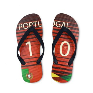 QWQ creative design flip-flops - Portugal - men's [limited]